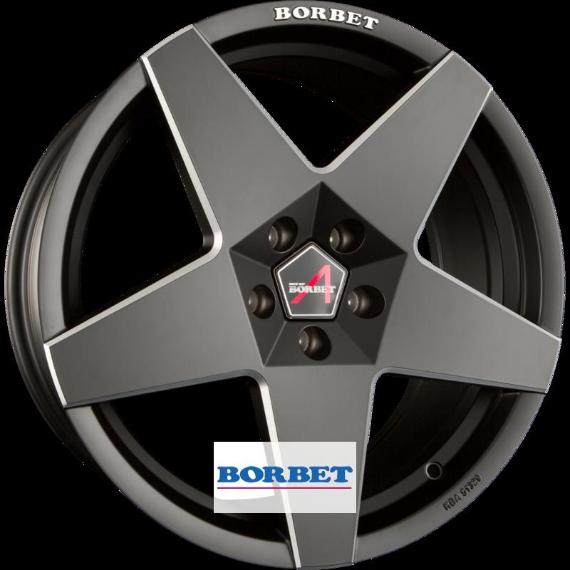 Borbet A New