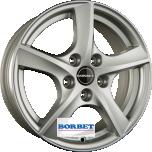 Borbet TL 5 spokes