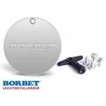 Borbet A flat centre cap set